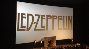 LED ZEPPELIN試写会