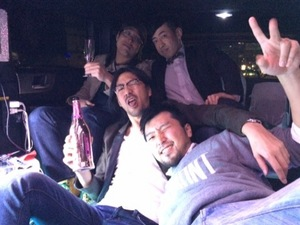 10th Party ハマー